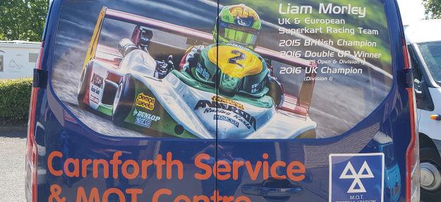 Carnforth Service and MOT Centre | Repairs | Servicing